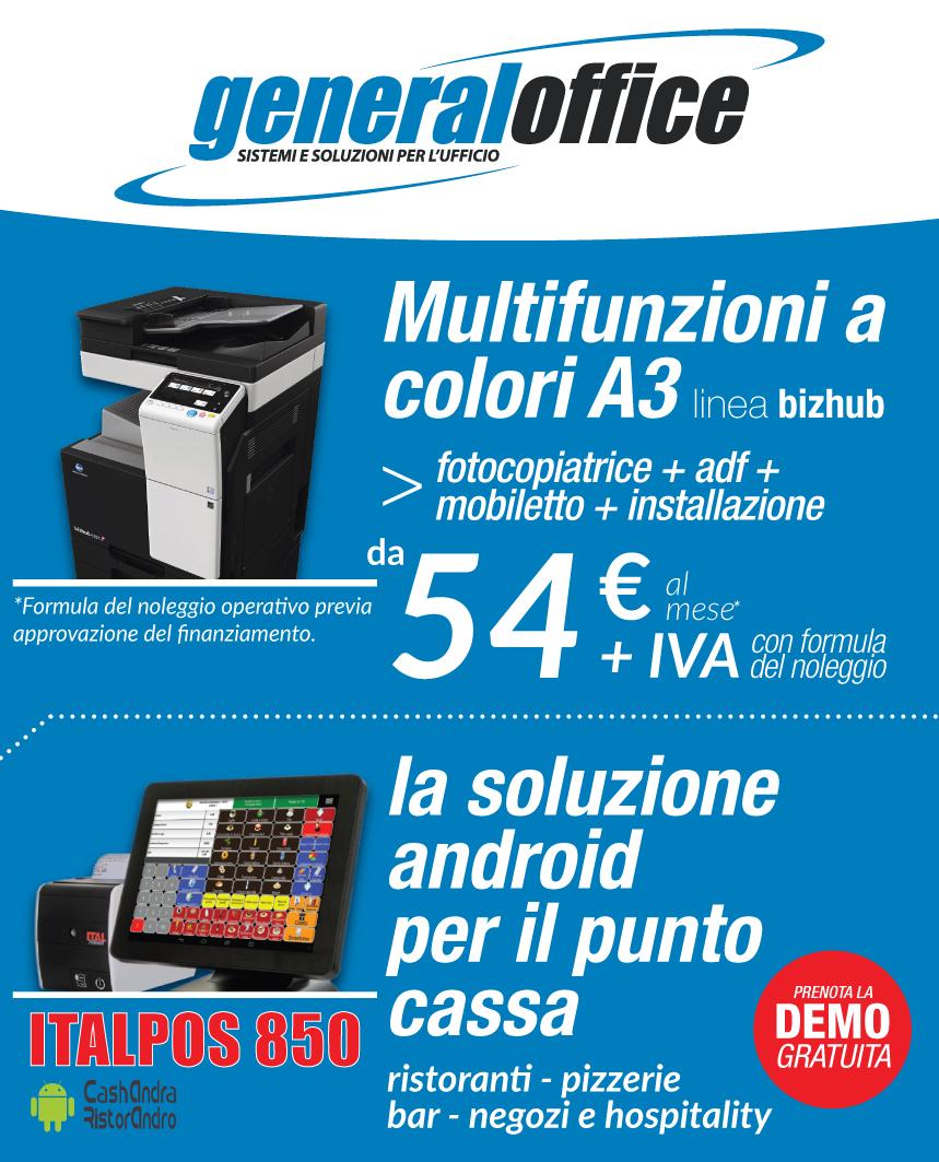 Offerta GeneralOffice
